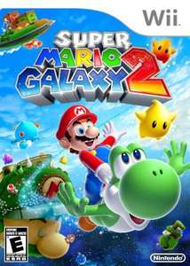Super Mario Galaxy 2 (Wii) voor Wii U (download) voor €9,99 @ Nintendo eStore