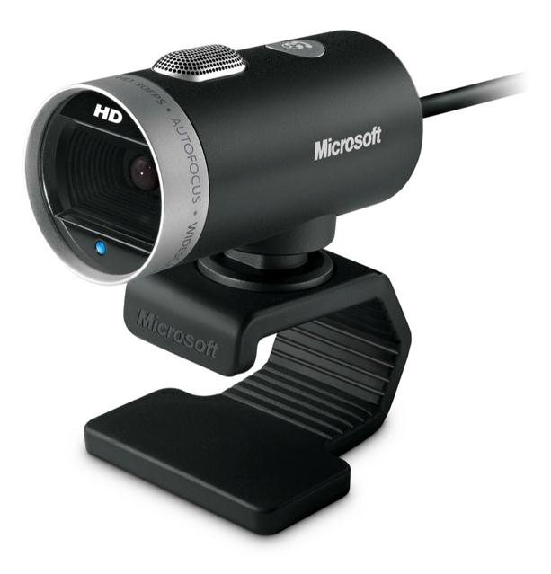 Microsoft Lifecam Cinema + Varta batterijen voor €12,90 @ Megekko