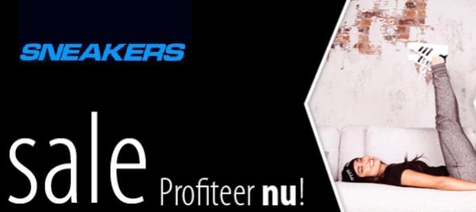 Final sale - tot meer dan 70% korting @ Sneakers.nl