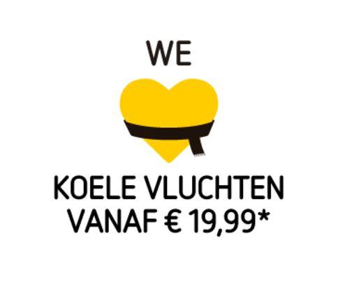 Vluchten naar Europese steden va €19,99 +  extra korting met code @ Vueling