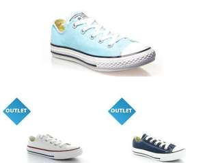 Converse All Stars low kids nu €25,50 / €25,75 @ Topshoe