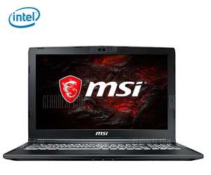 [UPDATE] MSI GL62M 7REX - 1252CN Gaming Laptop + Accessories Packs voor €761,75 @ Gearbest