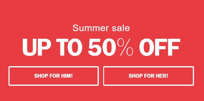 Sale -50% @ Björn Borg