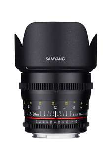 Samyang Optics 50mm T1.5 AS UMC Pentax K voor €299 @ Art & Craft