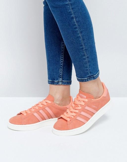 adidas Originals Sun Glow Campus Sneakers €33,64 @ ASOS