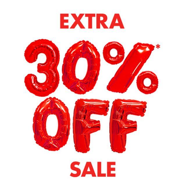Met code 30% extra korting op sale @ Forever21