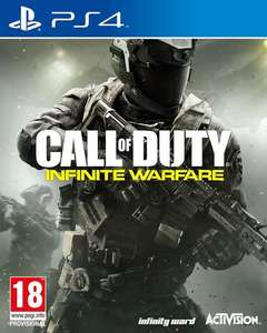 Call of Duty: Infinite Warfare (PS4/X1) €14,99 @ ECI