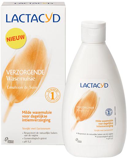 Gratis Lactacyd Verzorgende Wasemulsie sample