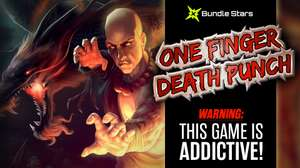 "Win de PC game ""One Finger Death Punch"" (30,000 Steam keys) @ Bundlestars"