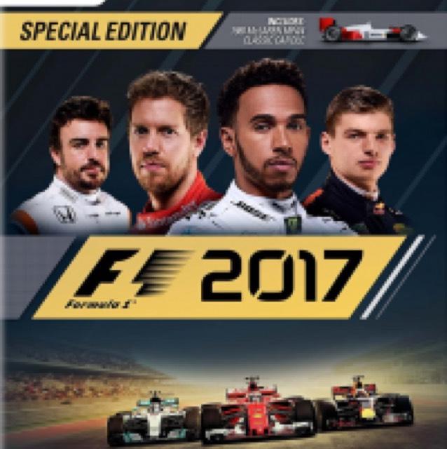 Pre-order F1 2017 Special Edition PC voor €30,01 @ CDKeys