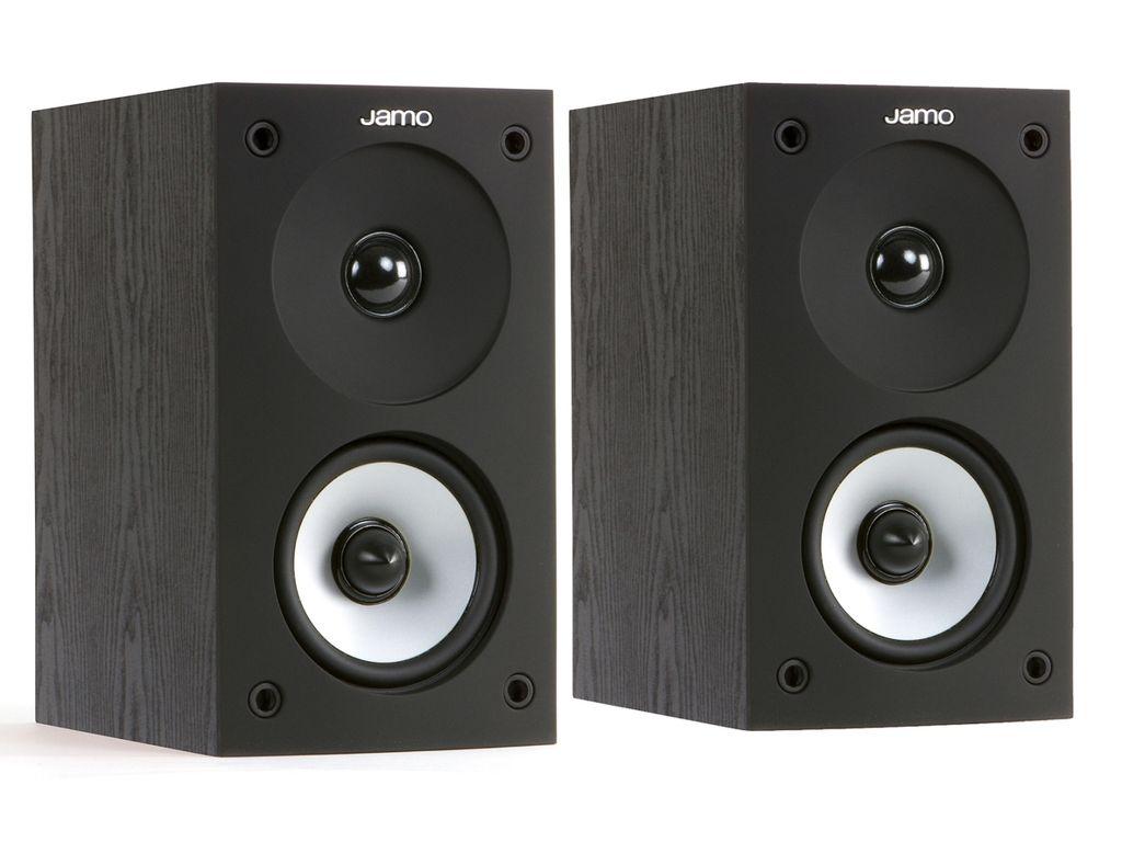 Jamo S 622 Black Ash Luidsprekers (2 stuks) voor €110 @ AV Trader