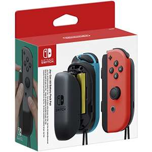 [UPDATE] Joy-Con AA Battery Pack (Nintendo Switch) voor €15,40 @ Amazon.co.uk