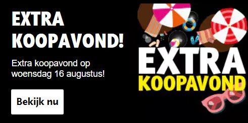 [REMINDER] 17-20u: Koopavond met kortingen en acties (o.a. Pampers 1+1!) @ Kruidvat