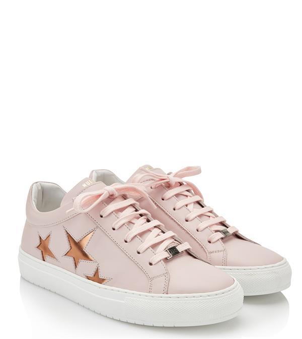Nubikk Julia Galaxy leren sneakers voor €31,99 @ de Bijenkorf