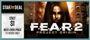 F.E.A.R. 2: Project Origin Steam Key voor een eurotje @ Bundlestars