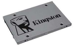 Prijsfout: Kingston SSD 480 GB SSDNow UV400 upgrade kit €76,23 @Centralpoint en @Azerty