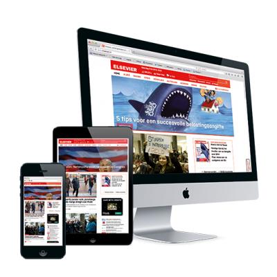 Elsevier Weekblad Digitaal proefabonnement | 3 maanden (12 euro)