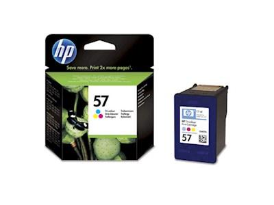 HP Cartridge 57, Kleur (C6657AE) voor €10 @ Paradigit