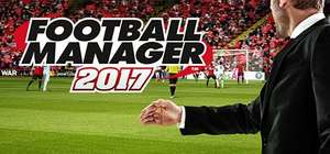 Football Manager 2017 voor €11 @ Steam