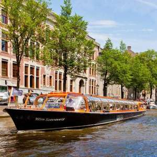 Rondvaart Door De Amsterdamse Grachten Met Rederij Lovers @ Groupon
