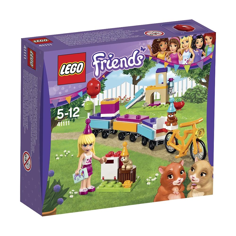 Lego Friends 4111 Feesttrein nu €4,97 @ Toys R Us