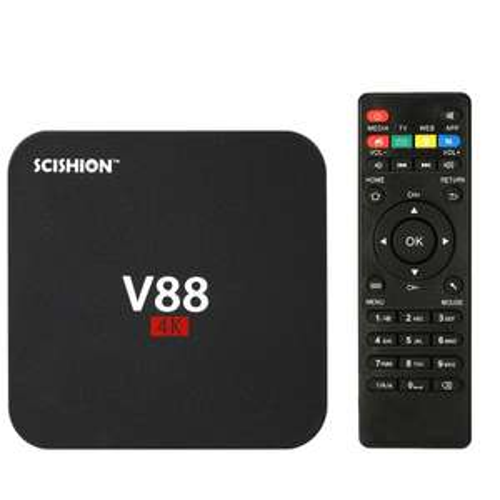 Android Kodi TV Box V88 RK3229 1GB/8GB @ TomTop