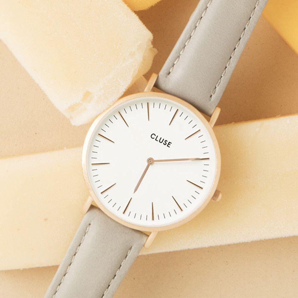 11x glamour + Cluse horloge @ Glamour