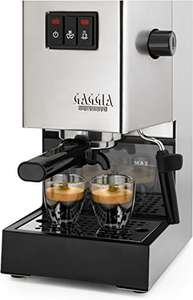 Gaggia Classic RI9403/11 - Pistonmachine voor 151,20 @ Amazon.it (alleen Prime)
