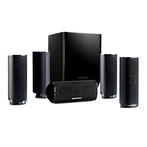 Harman Kardon HKTS 16 BQ homecinema 5.1 speakerset voor 299,29 @ Amazon.fr
