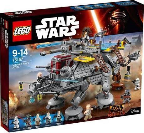 Tot 70% korting op geselecteerde LEGO Star Wars sets bij Intertoys
