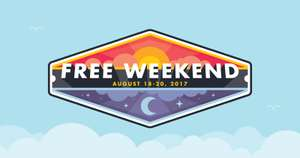 Free Weekend @ Codeschool