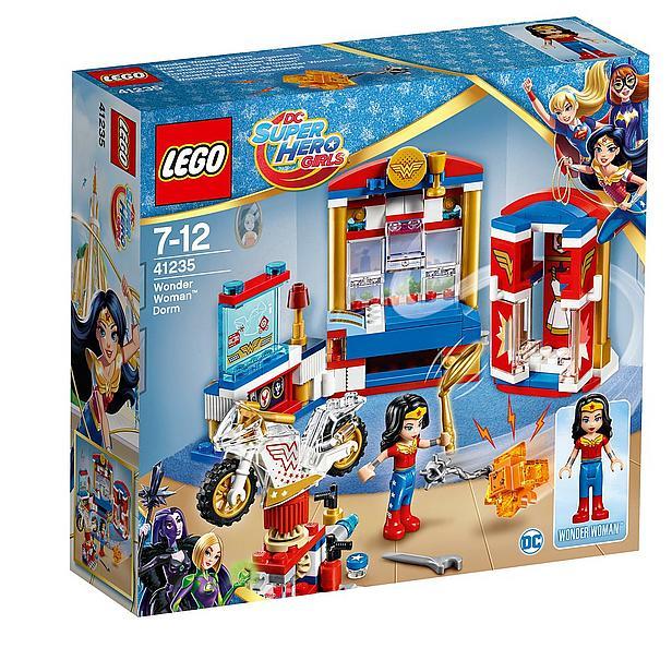 Lego Super Heroes Wonder Woman nachtverblijf (41235) voor €10,99 @ Wehkamp