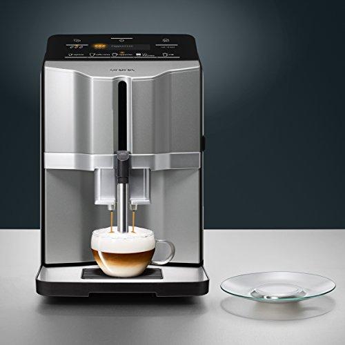 Siemens EQ.3 S300 titanium/zilver espresso volautomaat voor €393,50 @ Amazon.de