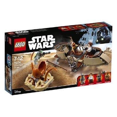 LEGO Star Wars Woestijn Ontsnapping 75174 voor €22,48 @ Intertoys