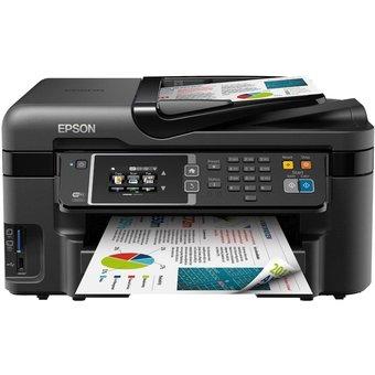 Epson WorkForce WF-3620DWF multifunction inkjet printer - automatisch dubbelzijdig printen en scannen voor €119 @ Informatique