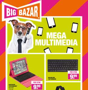 Mega Multi Media deals @ Big Bazar