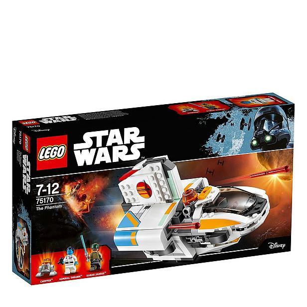 Lego Star Wars the Phantom 75170 voor €25,99 @ Wehkamp