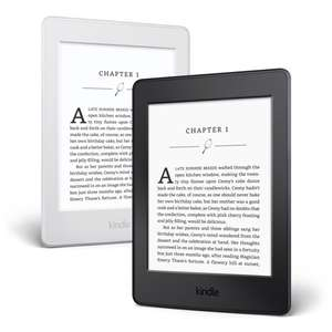 Amazon Kindle Paperwhite €20 korting