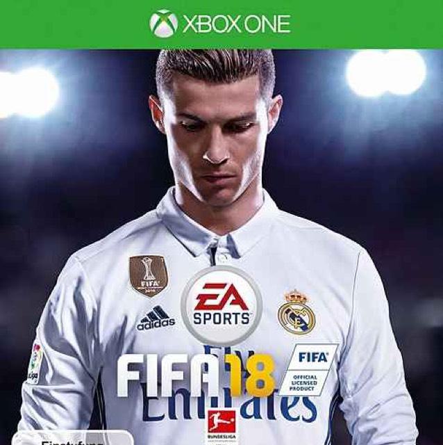 FIFA 18 (Xbox One) voor €41,99 @ Otto (Grensdeal)