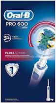 Oral-B Pro 600 Floss Action voor €34,95 @ Bol.com Plaza