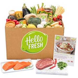 hellofresh box voor 2 personen