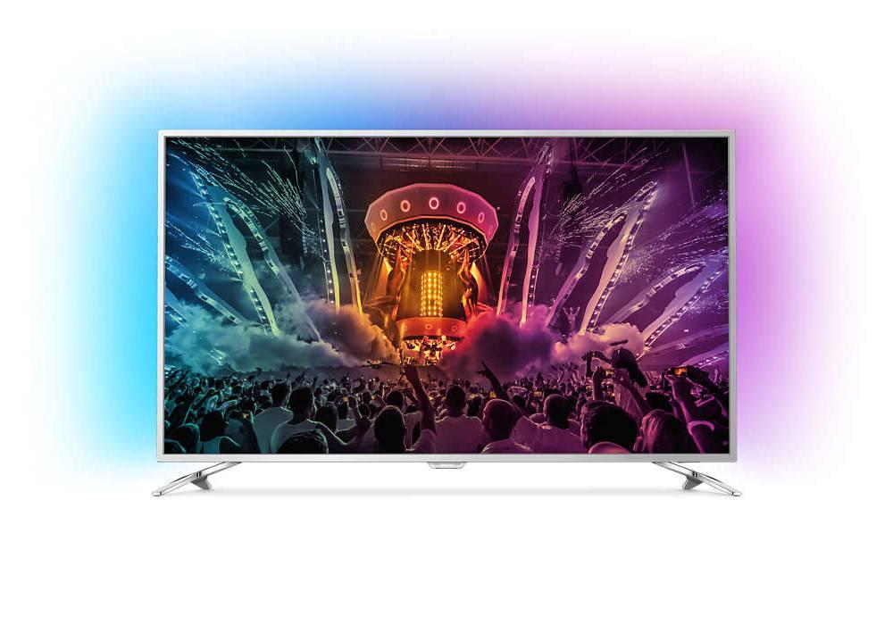 -29% + Gratis TV bij aankoop Philips 55PUS6561 4K UHD TV @ oa Hificorner.nl