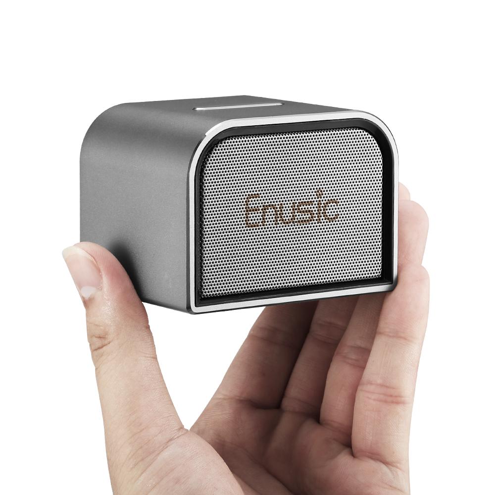[1+1 GRATIS] Enusic® 001 Mini Bluetooth Speaker @ Banggood