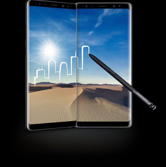 Pre-Order Samsung Galaxy Note 8 @ Otto.de Grensdeal