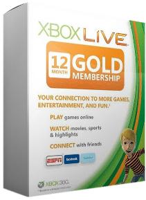 Xbox Live 12 maanden voor 27 euro