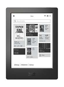 Kobo Aura H2O e-reader @ amazon.it