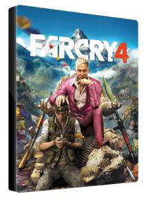 Far Cry 4 UPLAY 19,60€ @ G2A