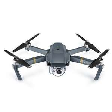 DJI Mavic Pro Fly More Combo voor €972,13 met code dbf6c6