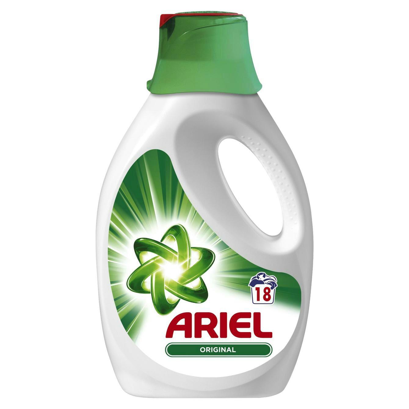 2 stuks Ariel wasmiddel, Lenor unstoppables of wasverzachter voor 6 euro @ Coop