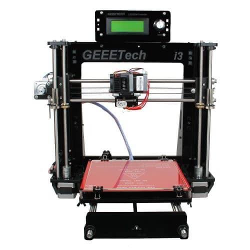 Zelfbouw 3d printer bij Prusa 3D voor € 289
